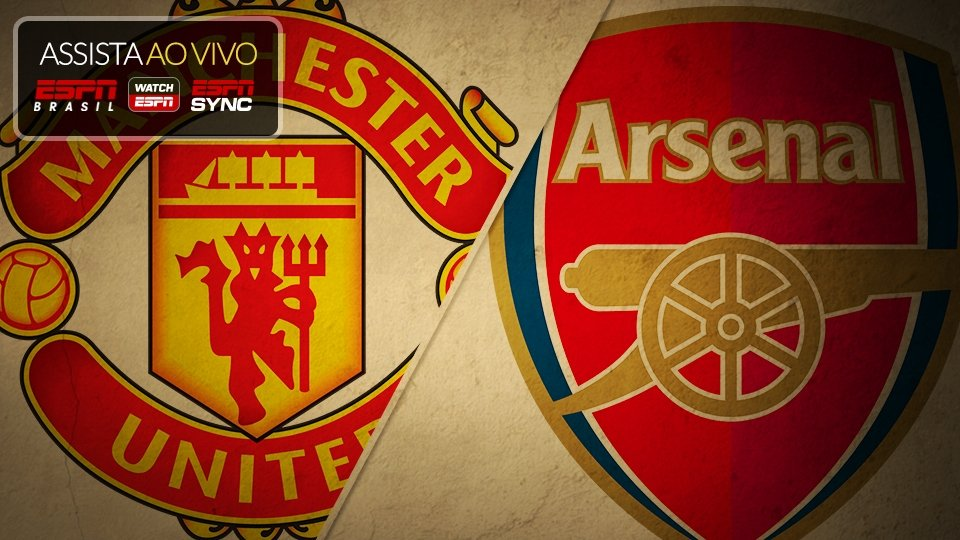 Manchester United x Arsenal