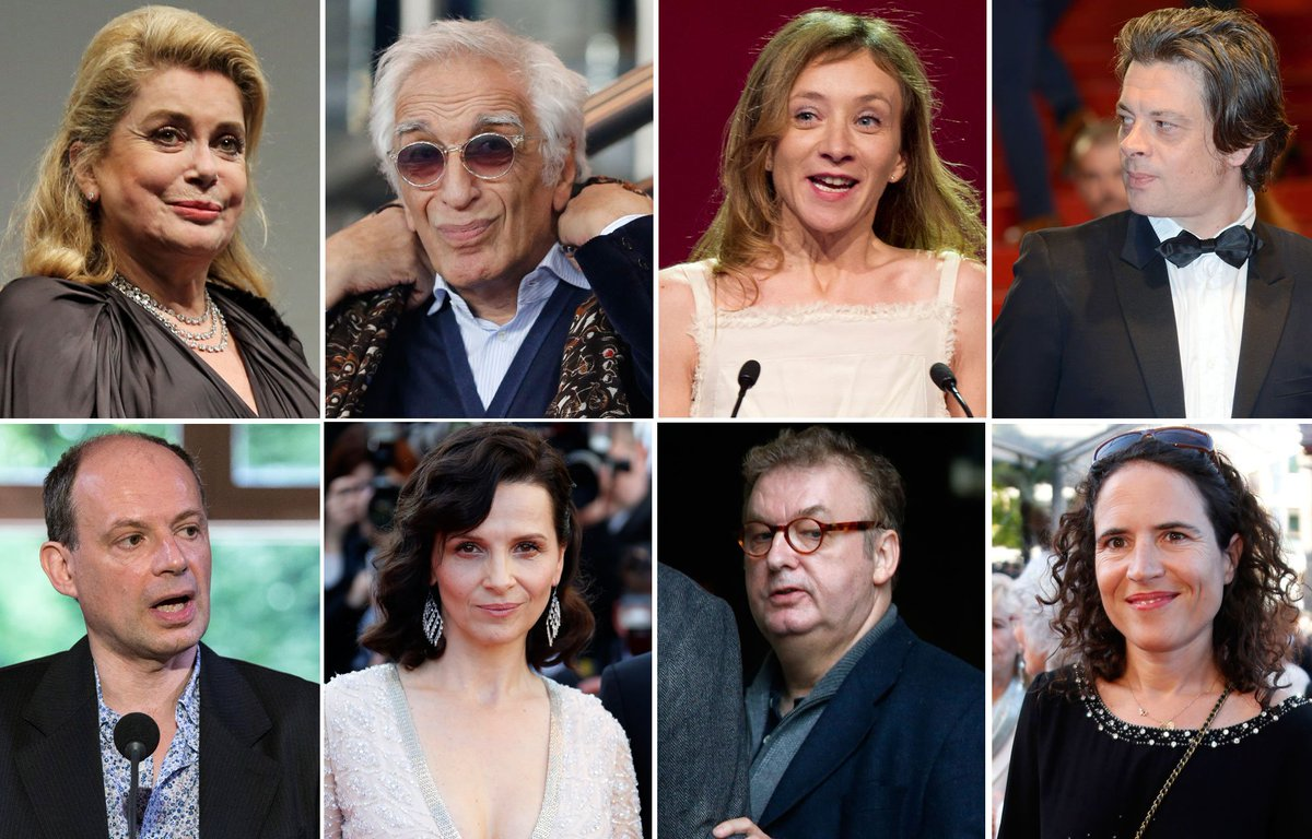 [EXCLUSIF #JDD] Deneuve, Binoche, Biolay… Une cinquantaine de personnalités disent 'stop au Hollande-bashing' https://t.co/Sn6qH4RTbY