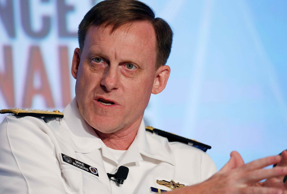 Obama is being advised to dump the NSA director, Michael Rogers, sources say