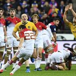 RugbyUnion - Australia edge France 25-23 in Paris thriller