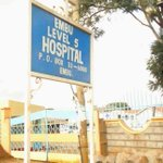 Embu medics on 2nd strike since July, patients shifted