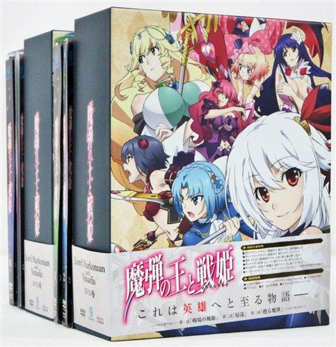 【入荷情報】郡山店 魔弾の王と戦姫 全6巻セット 入荷しました!#madan_anime