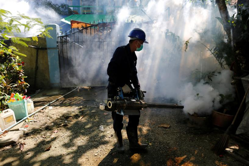 Myanmar health authorities struggle to prepare for Zika outbreak