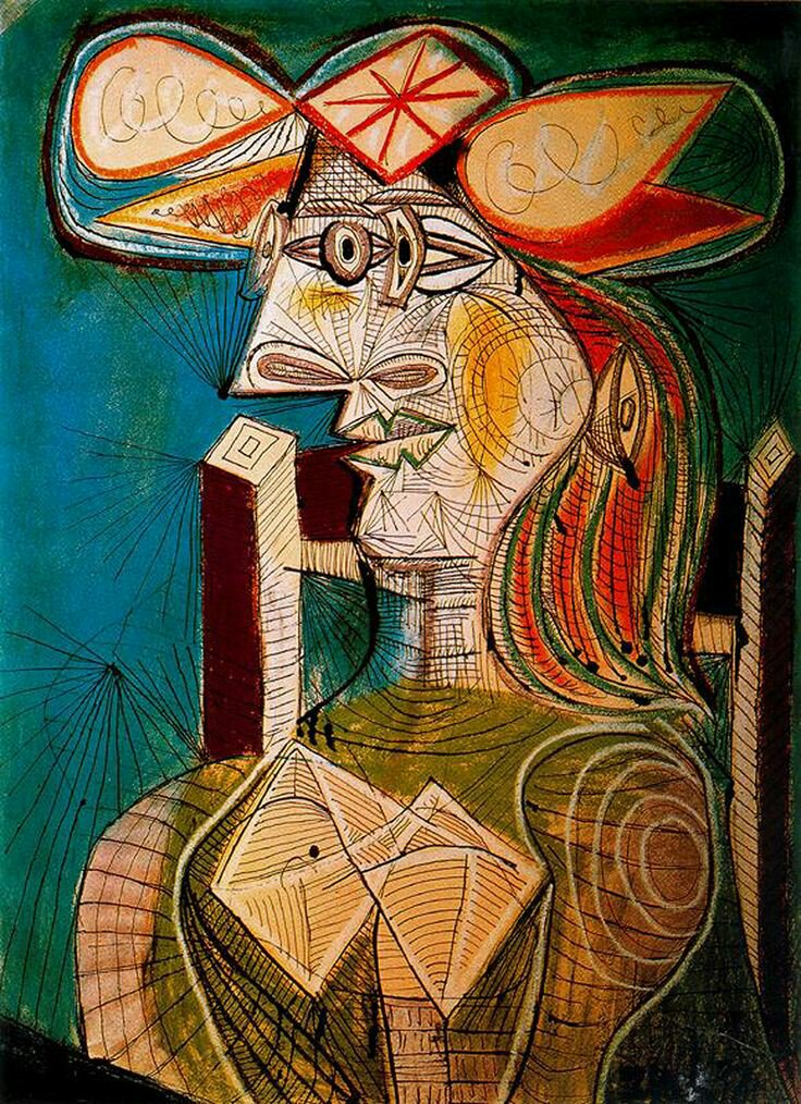 Pablo Picasso https://t.co/yLUbYhC07x