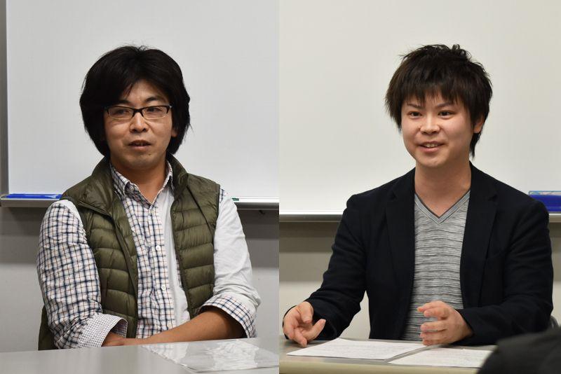 『俺、ツインテールになります。 』『ふぉーくーるあふたー 』小説家・水沢夢さんと小学館ガガガ文庫編集者・濱田廣幸さんが小