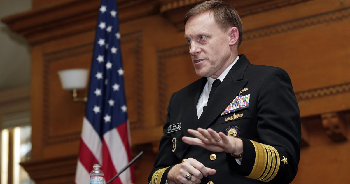 Top Obama officials want Rogers removed as NSA chief
