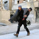 Aleppo hospitals out of action after bombardment