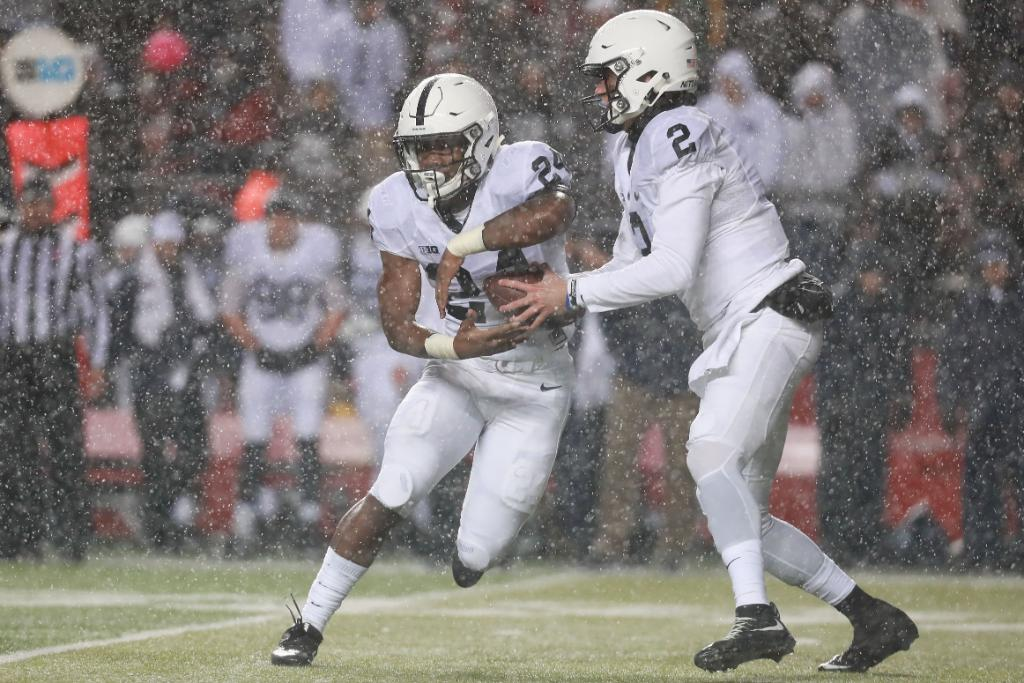 Penn State playoff hopes alive after win over Rutgers; top 25 NCAA football roundup