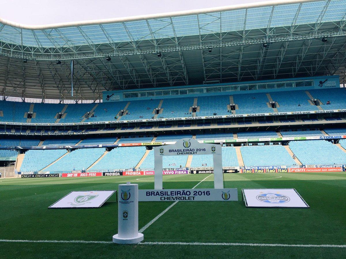 Grêmio x América-MG