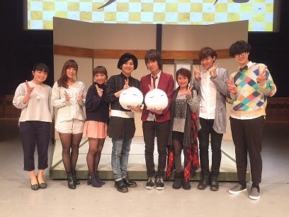 【スペシャルイベント】改めまして、昨日はありがとうございました☆出演者全員で撮影した写真もUPします♪原作もまだまだ続き