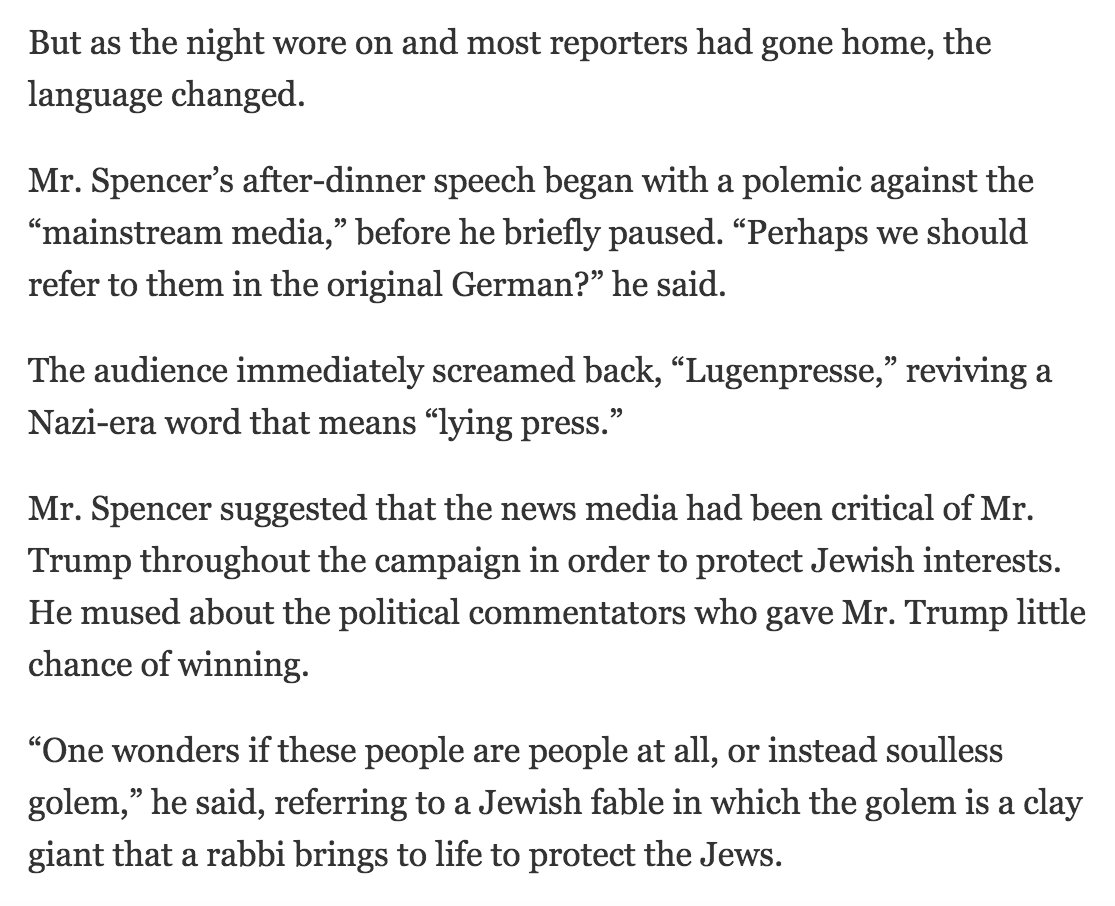 """""""But as the night wore on and most reporters had gone home, the language changed."""" https://t.co/bn7I0DR6mL https://t.co/rEMBPICWfG"""
