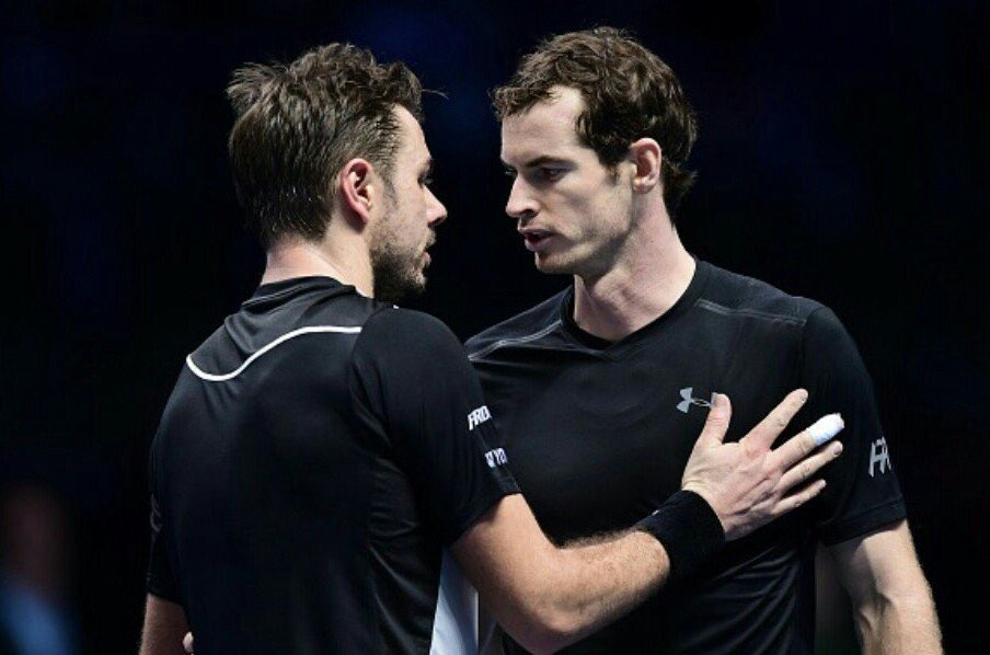 Congrats @andy_murray #1!! Amazing season! Well deserved !! See you next year ! �������������� https://t.co/VeK2ayT6sz