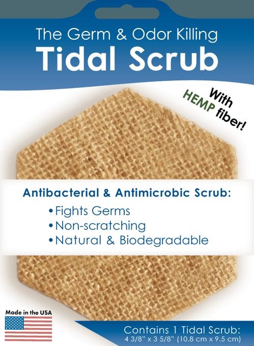 Free Single Sponge from Tidal Scrub freebies