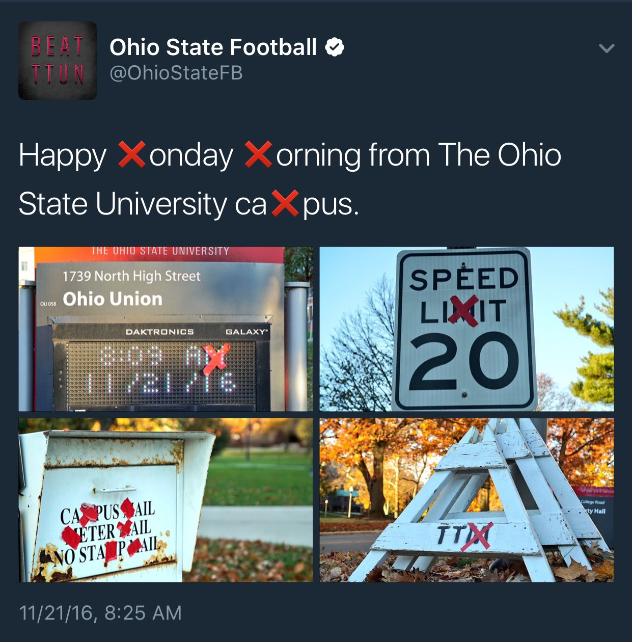 You tried. @OhioStateFB https://t.co/55qUUjHbbx