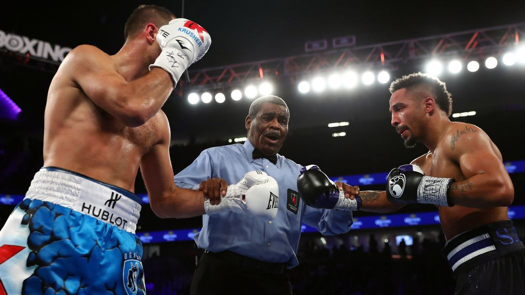 Referee Robert Byrd believes judges 'screwed up' decision, says Kovalev won. https://t.co/f0n4aMTBoP https://t.co/jZ2B5Pe8lP