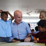 Education leaders throw support behind NSW Education Minister Adrian Piccoli