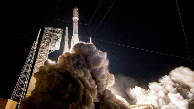 Most advanced weather satellite ever blasts into space