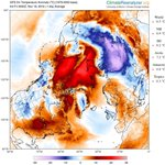 Santa's Sweltering: North Pole Soars 36 Degrees Above Normal