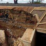 Floods wash away part of Standard Gauge Railway (SGR) project