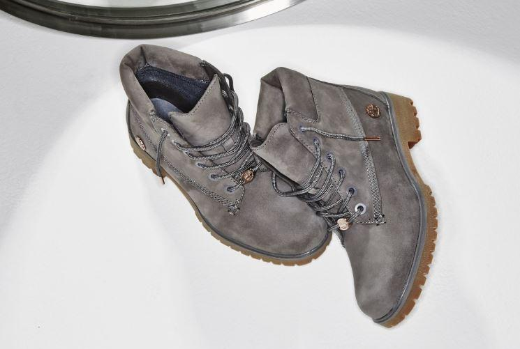 Grey Is The New Black! Shop Our Timberland Slim Premium 6 Inch Boots In  Eiffel