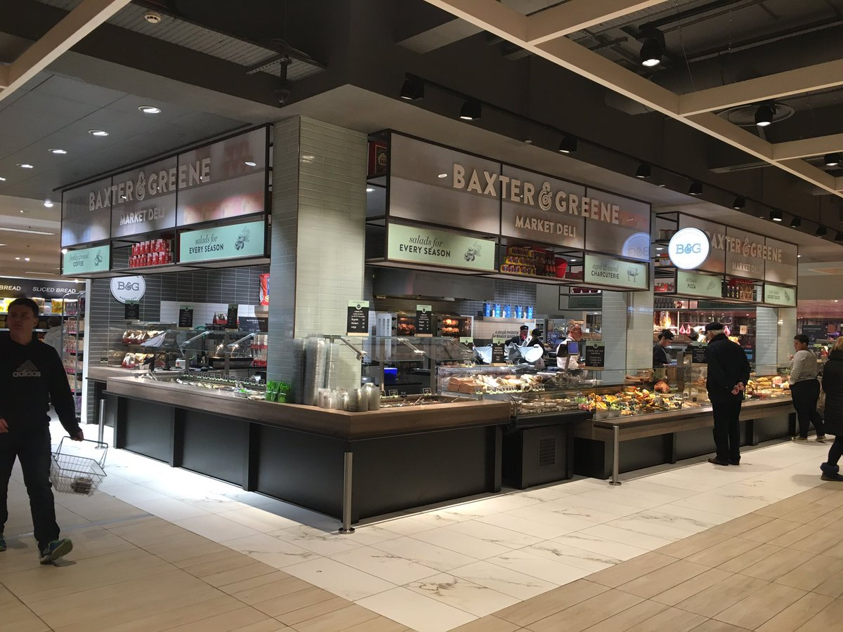 @dunnesstores Cornelscourt food hall is now amazing - a touch of Harrods! @SimplyBetterDS @DjmurphyMurphy https://t.co/DOaLRVNqN4