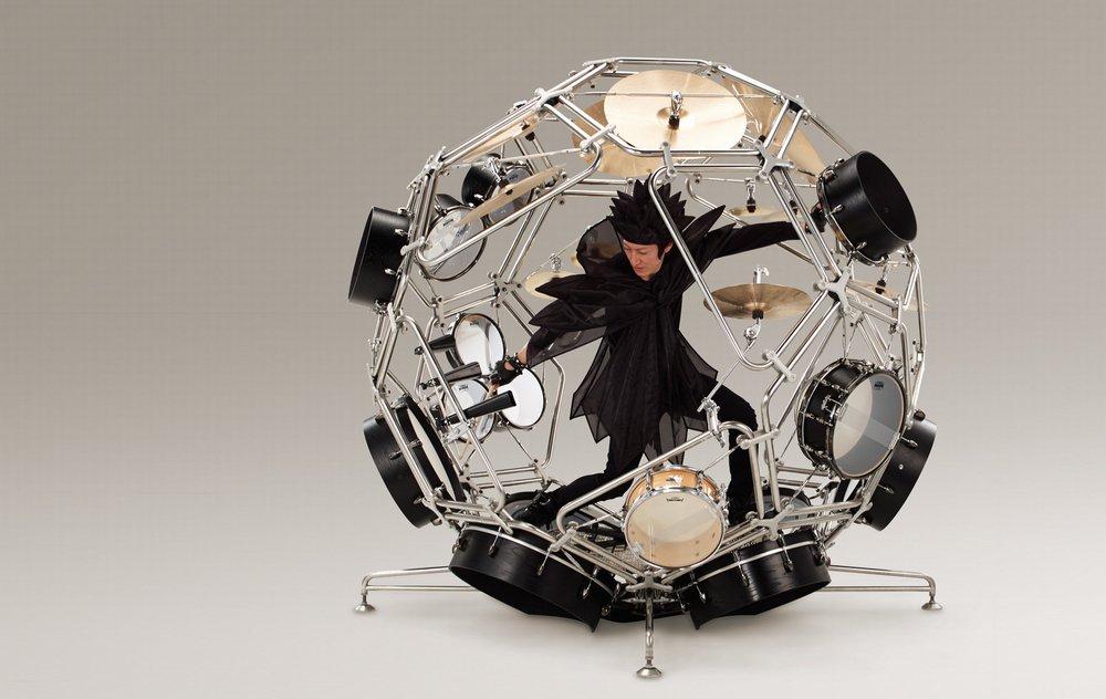 #このタグ見た人は今欲しいものを言う  RAIJINという打楽器(ヤマハ発動機さんのデザイン…… https://t.co/T5ITHWW3rl
