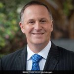 Three-way battle to replace Key as New Zealand Prime Minister