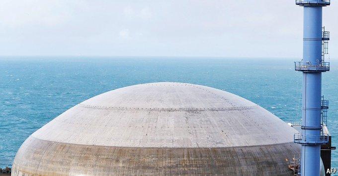 The Economist @TheEconomist: Ageing reactors could create a French power vacuum  https://t.co/5EslrxJP9q https://t.co/l9O3mPInQq