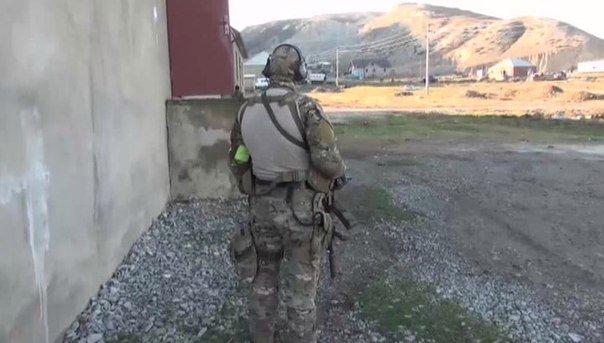 В Дагестане ликвидирован лидер группировки ИГ. ...