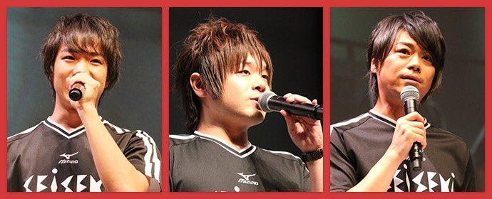 10月2日に行われた「TVアニメ『DAYS』ハーフタイムスペシャルミーティング」のレポートを掲載!出演は吉永拓斗、松岡禎