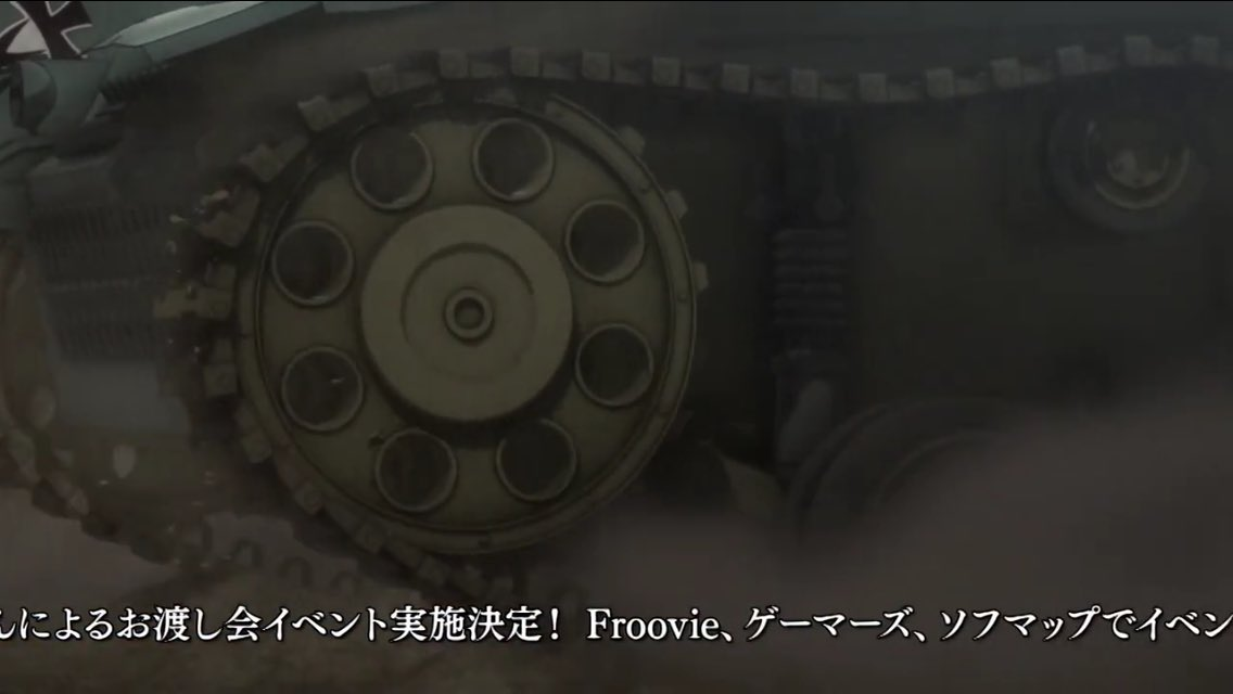 III号戦車とⅣ号戦車この頃活躍してないな#izetta #イゼッタ