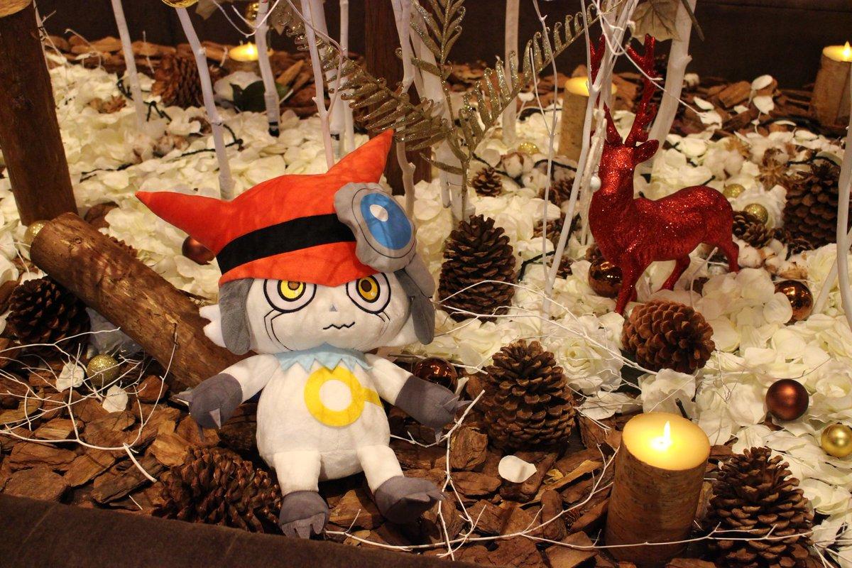 アプモン打ち入りでした!皆さんワイワイしてて楽しそうでほっこりしました(  ´ω`  )クリスマス雰囲気な会場と装飾でガ
