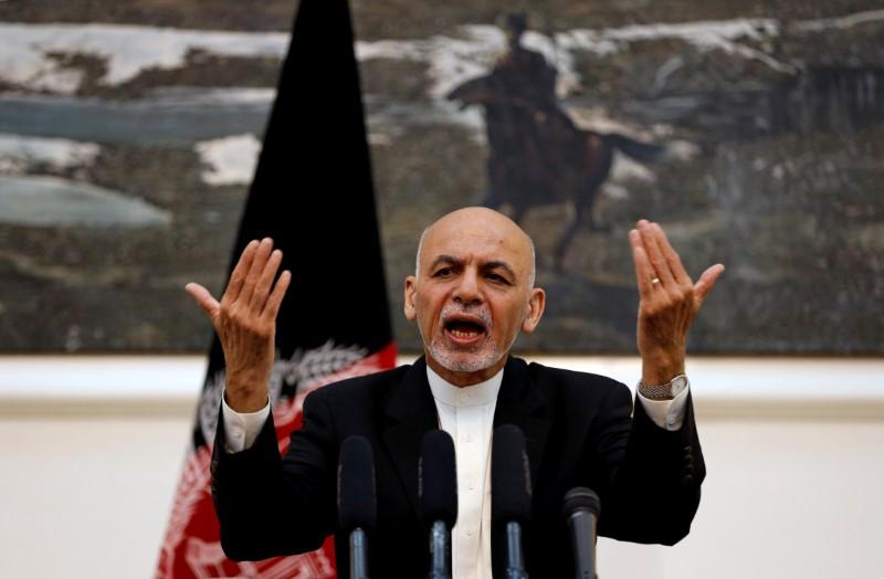 Afghan president says Taliban wouldn't last a month without Pakistan support