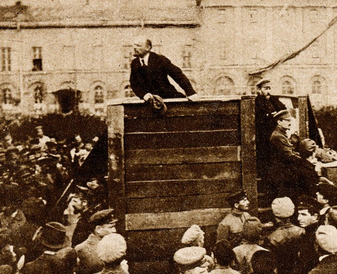 The Economist @TheEconomist: In 2017 the world will mark the latest in a period of miserable centenaries: Lenin's putsch https://t.co/lQUvalBn4E https://t.co/lCwXYFcQsP