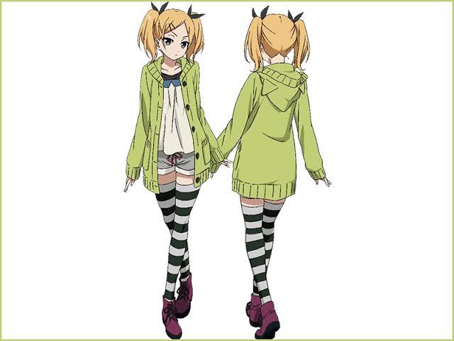 おれ、SHIROBAKOの矢野さんが好きです