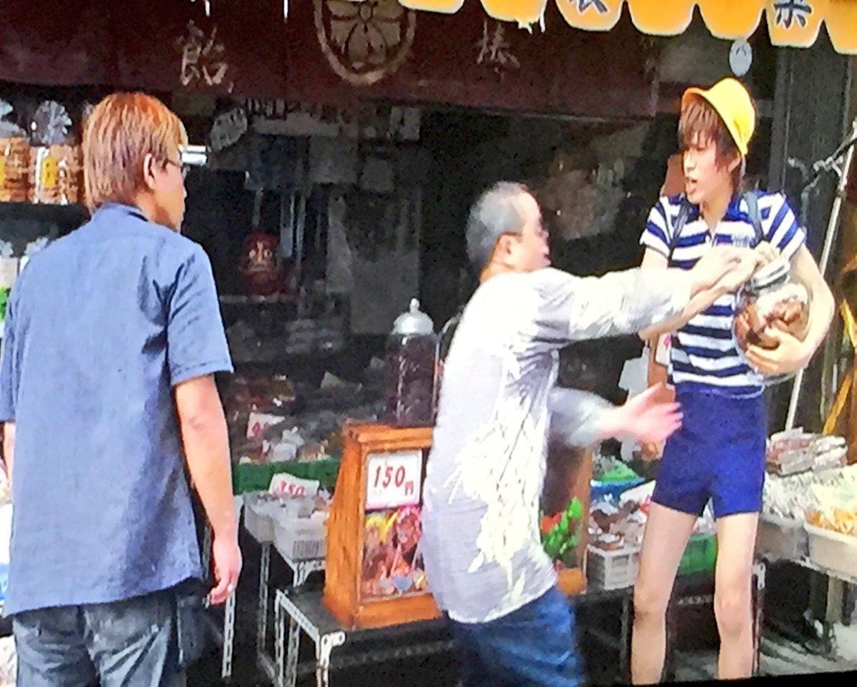 仮面ライダーカブト(当時2006年)の仮面ライダーサソード 神代剣役の山本裕典が初恋モンスターを先取りしてたなんてw‼︎