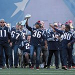 Troy Brown on 2001 Super Bowl champs: 'Greatest team on (expletive) Earth'