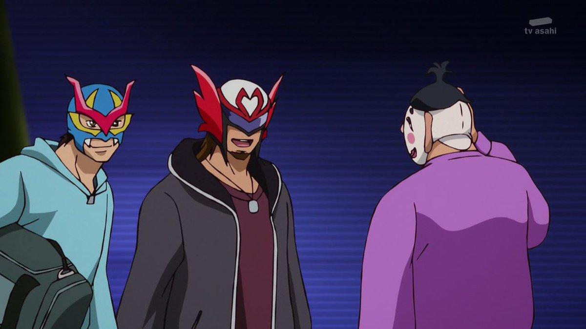 タイガーマスクW第9話に突如現れた、ドラゴンヤング&イッツ・ザ・エースのすげー安易なマスクマンズw永田かオカダに「お前、