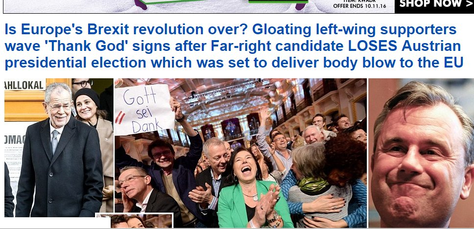 Anyone would think the Daily Mail is sad the far right lost in Austria https://t.co/J6vYbPDBf0