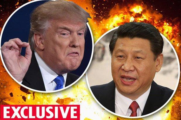 War on China