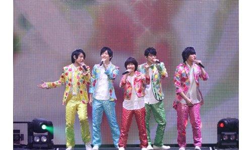 【12月4日に公開したニュースランキング第1位】『美男高校地球防衛部LOVE!LOVE!LIVE!』ライブレポ――愛も増