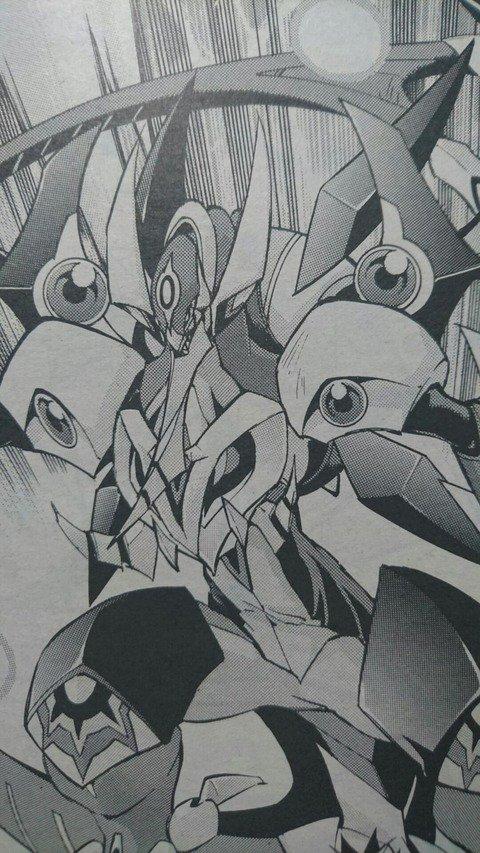 スターライト速報 -遊戯王OCG情報まとめ- : 【遊戯王ARC-V】ついに漫画の4竜も揃い・・・  #遊戯王