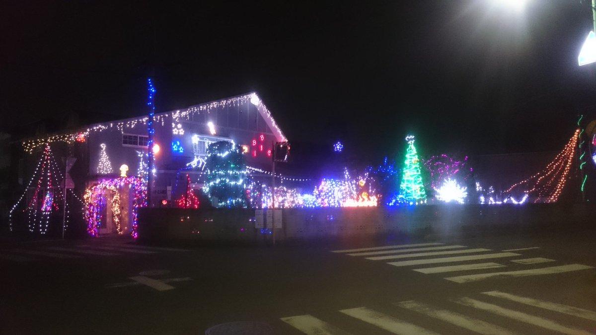 もうすぐクリスマス。イルミネーションの綺麗な場所が各地にありますが、ヤマノススメの舞台になっているこちらも是非見に来てく