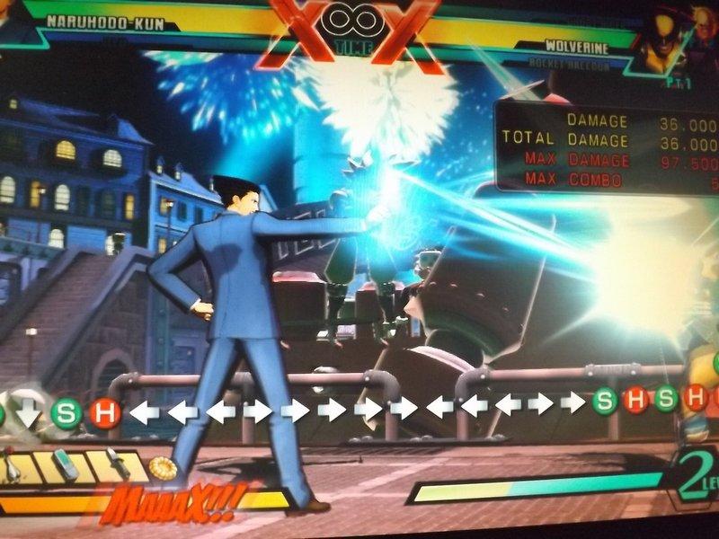 ブログ:「ULTIMATE MARVEL VS. CAPCOM 3」PS4版ダウンロード発売開始(逆転裁判シリーズから成