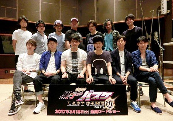 【ニュース】「劇場版 黒子のバスケ LAST GAME」のキャストコメントが到着 | Nizista (ニジ★スタ)