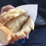 今日食べたメロンパンアイス美味しかったです幸腹グラフィティみたいな食レポできたら良いのにな…(・Д・)