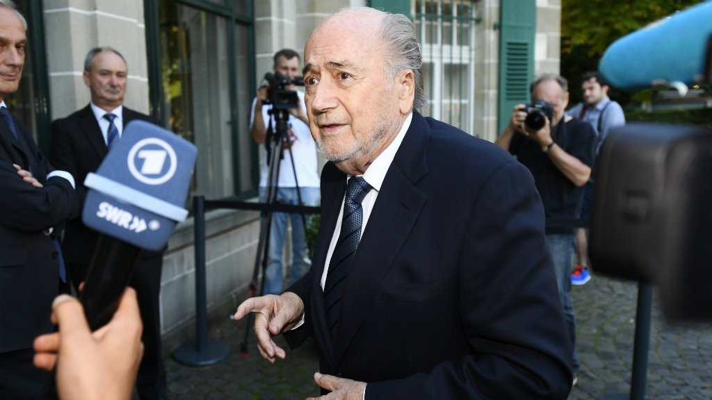 Sepp Blatter loses appeal against 6-year FIFA ban