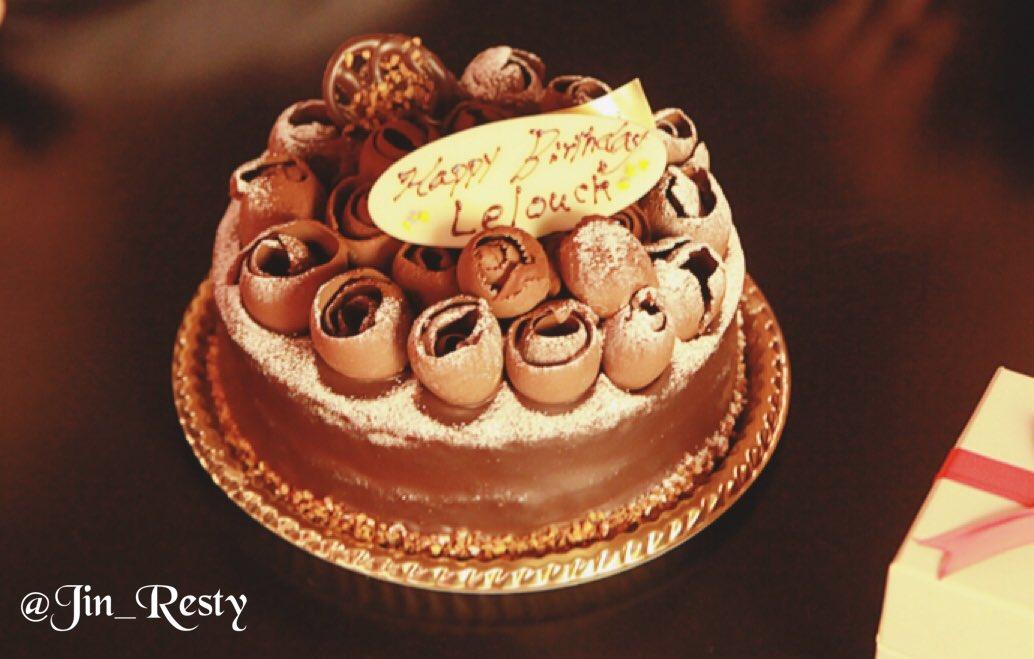 【Happy Birthday,Lelouch】コードギアス 反逆のルルーシュお祝いに誘われ、バースデーパーティーに参加