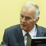Mladic, 'Butcher of Bosnia', back in court as trial nears end
