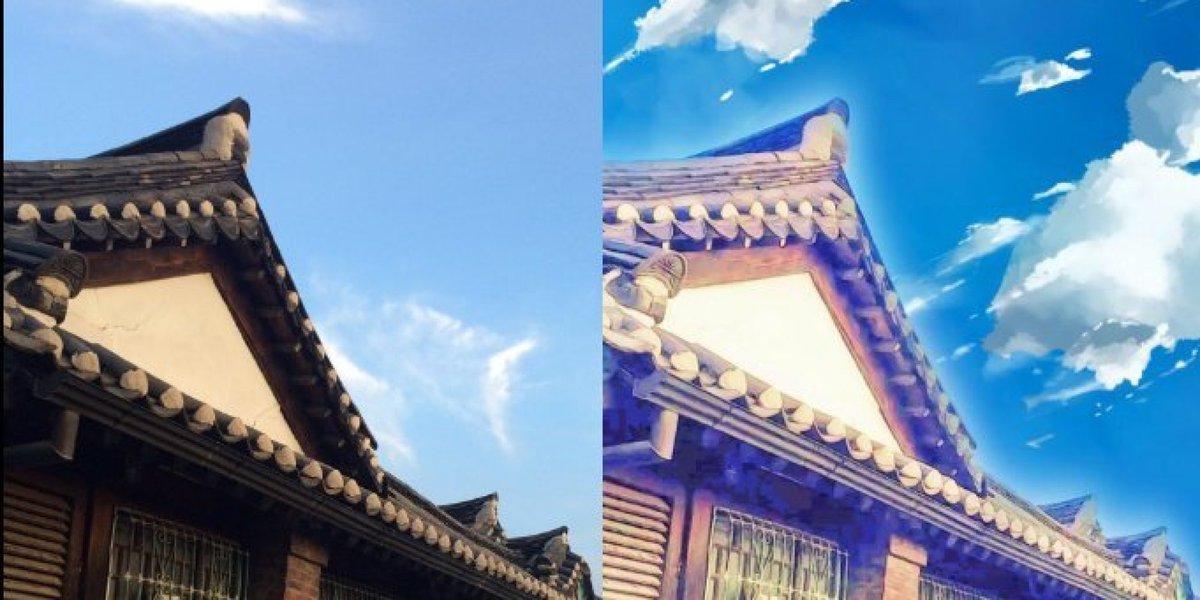 사진 앱 '에버필터'가 신카이 마코토 감독의 작품을 무단 사용했다고 인정했다 https://t.co/QA3OtYQq6C